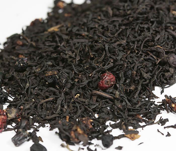 TEA-AR111 Черный ароматизированный чай «Русский чай» (50 гр) фото 03