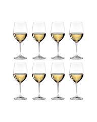 Набор бокалов для белого вина 8шт Riedel Pay 6 Get 8 Chablis