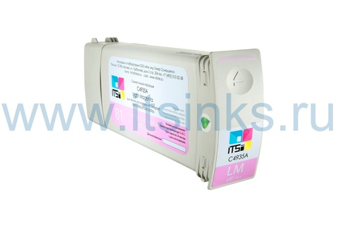 Картридж для HP 81 (C4935A) Light Magenta 680 мл