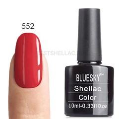 Гель-лак Bluesky № 40552/80552 Lobster Roll, 10 мл