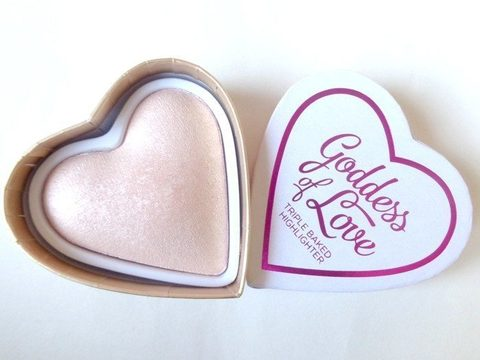 Хайлайтер Blushing Hearts Goddess of Love Highlighter Makeup Revolution