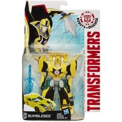Warriors Class Optimus Prime Figure