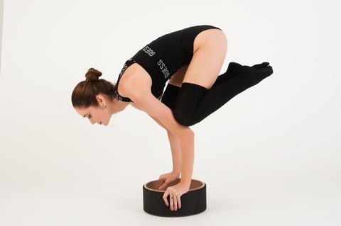 Колесо для йоги ID