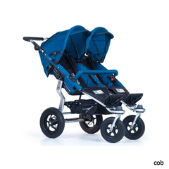Детская коляска для двойни 2 в 1 TFK Twinner Twist Duo F (ТиЭфКей)