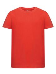 001-39 футболка детская, красная