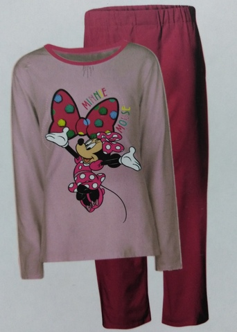 Пижама для девочки Action