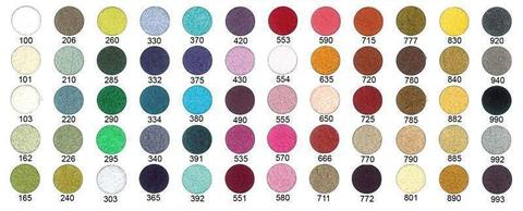 Элитный коврик для унитаза Must 535 confetti от Abyss & Habidecor