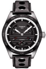 Мужские швейцарские наручные часы Tissot T-Sport PRS 516 T100.428.16.051.00