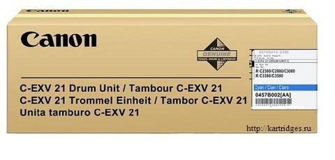 Картридж Canon C-EXV21 C / 0457B002BA