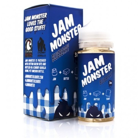 Jam Monster: Blueberry