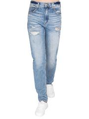 GJN010036 джинсы женские, медиум/дарк