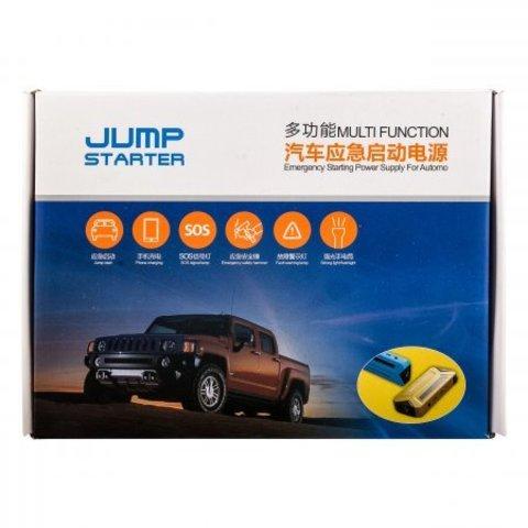 Автомобильное пусковое устройство Jump Starter