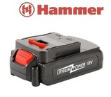 Аккумулятор Hammer ACD182Li 18В 1,3 Ач Li-lon 90126933