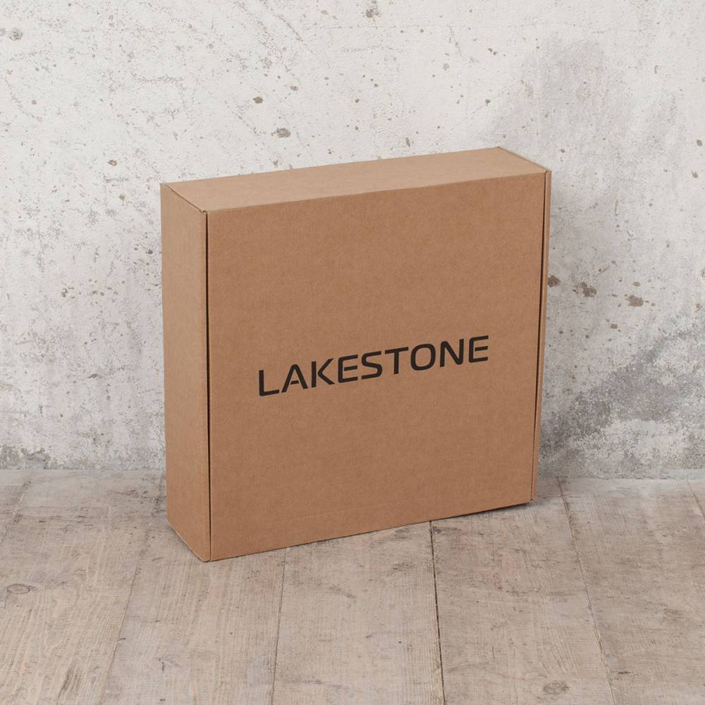 Мужской клатч Lakestone BARRINGTON BLACK