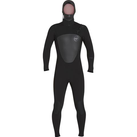 XCEL Axis Front Zip Hooded 5/4 Full Suit