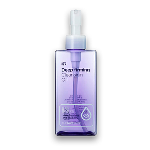 THE FACE SHOP Oil Specialist Deep Firming Cleansing Oil 200 ml