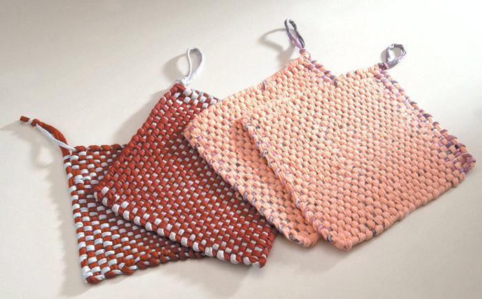 Ленты трикотажные хлопковые для ткацких станков