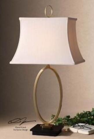 Лампа настольная Uttermost Orpaz 26880