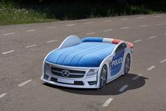Кровать машина Mercedes Полиция