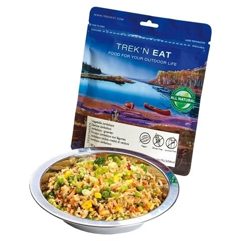 Trek'N Eat Gemüse Jambalaya
