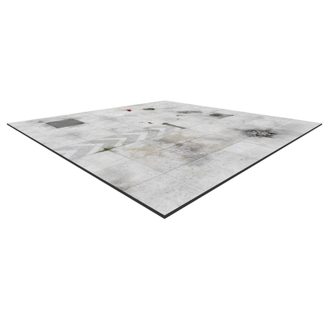 Deadzone Deluxe Rubber Mat (Re-Release)