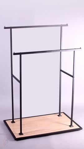 Бэст-0008 Стойка вешалка (вешало) напольная для одежды