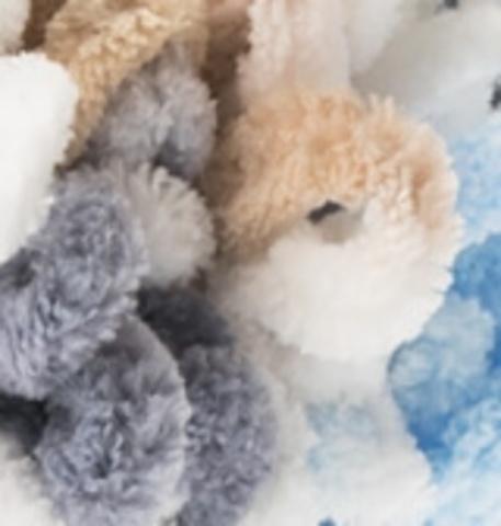 Пряжа Puffy Fine Color цвет 5946, фото