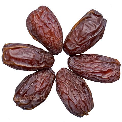 Крупные отборные плоды фиников весом 25-30г