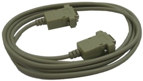 Aqua-Computer aquaduct mark I power supply cable, 9 pins female/female, approx. 1. m