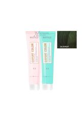 Expert Color Hair Color Cream Зеленый 100 мл