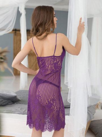 Сорочка женская  MIA-MIA Lolita Лолита 17465 фиолетовый