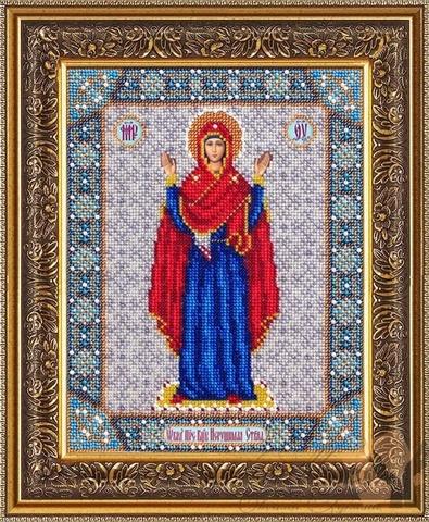 Б-1028 Пресвятая Богородица Нерушимая стена