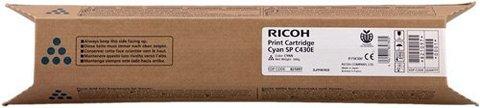 Тонер-картридж Ricoh SPC430E голубой (821207)