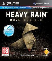 Sony PS3 Heavy Rain (Move, русская версия) (ESN)