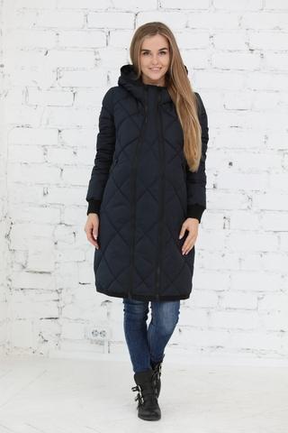 Куртка 2в1 для беременных 10803 черный