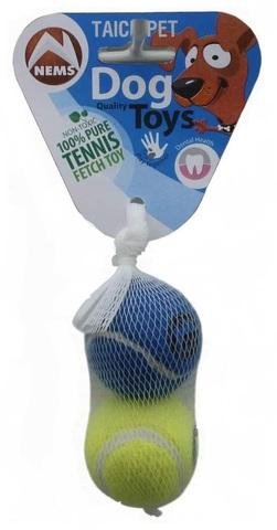 NEMS игрушка набор мячей теннисных (2 шт) 4,8см
