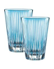 Набор стаканов 2шт 450мл Nachtmann Sixties Lines Aqua
