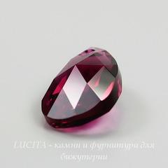 6106 Подвеска Сваровски Капля Ruby (22 мм)