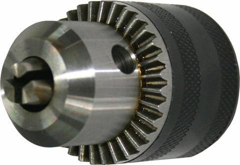 Патрон ключевой ПРАКТИКА 13 мм, конус В16 (1шт.) коробка (030-207)