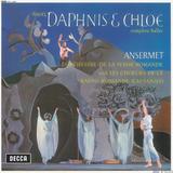 Ernest Ansermet, Orchestre De La Suisse Romande / Ravel: Daphnis Et Chloe Complete Ballet (LP)
