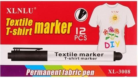 061-4959 Маркер для ткани, круглый наконечник 2 мм, МИКС