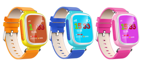 Часы Smart Baby Watch GPS Q60S