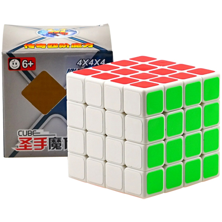 ShengShou 4x4 Legend White