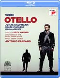Jonas Kaufmann / Verdi: Otello (Blu-ray)