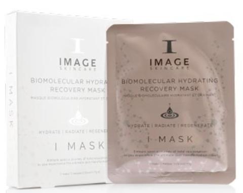 *Маска гидрогель-увлажнение (IMAGE/P I MASK/Biomolecular Hydrating Recovery Mask/17г/01331)