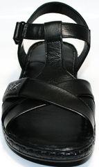 Женские сандали Evromoda 15 Black.