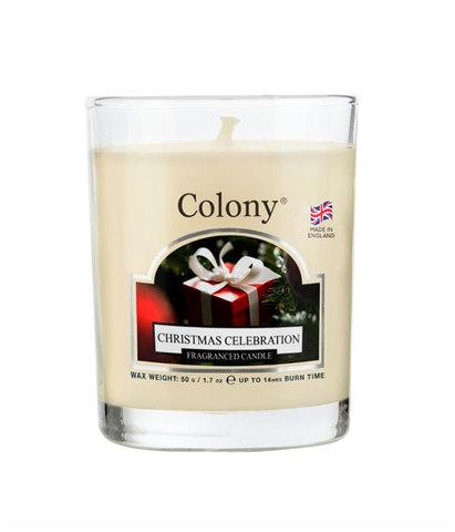 Свеча ароматическая лампадная Новогодний праздник, Wax Lyrical
