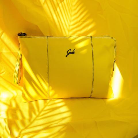 Клатч Gabs G Laptop M Yellow, Italy, фото 6