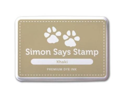 Архивные чернила Simon Says STAMP! Khaki