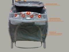 Манеж-кровать  для детей Bertoni I`LOUNGE